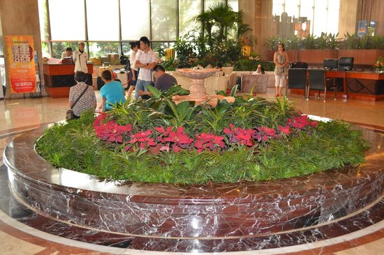 Sweetland Hotel: Холл
