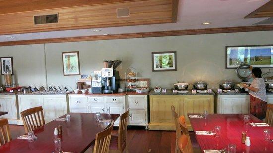Mercure Resort Hunter Valley Gardens : Buffet Breakfast