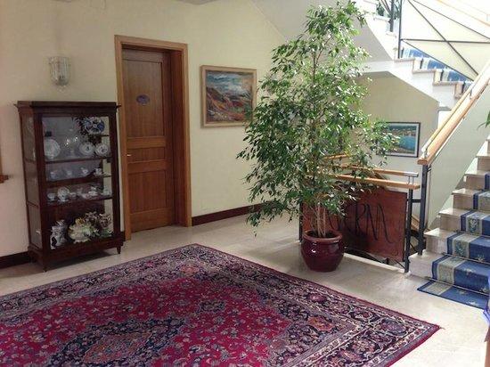 Albergo Ristorante Al Giardinetto : Hall