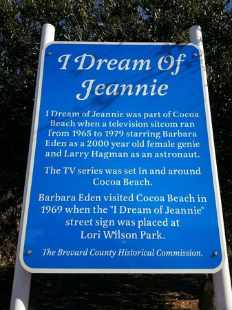 Lori Wilson Park I Dream Of Jeannie