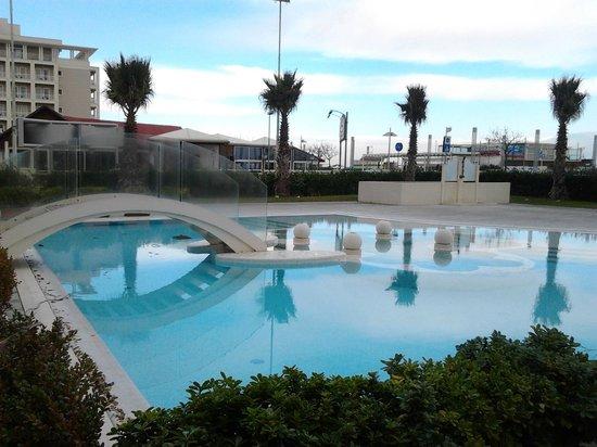 Hotel Corallo: ..piscina..