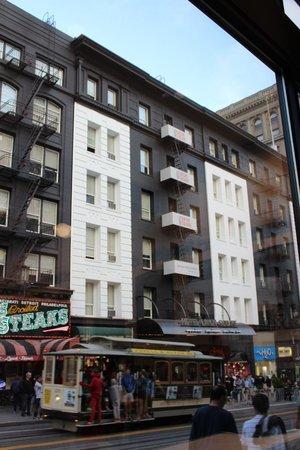 Hotel Union Square : Außenansicht