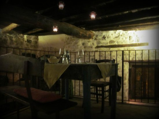 Arrone, Italie : Soppalco