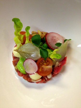 Restaurant Spuiplein 41: Steak Tartaar