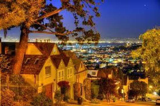 San Francisco Shuttle Tours: Noe Valley