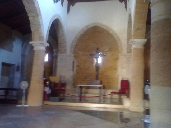 Chiesa di Santa Maria dei Greci: Interno