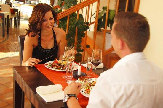 Hotel San Marco : Das Restaurant San Marco