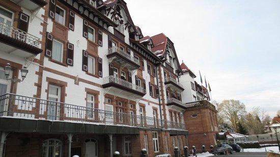 Hotel Palmenwald Schwarzwaldhof: Facade