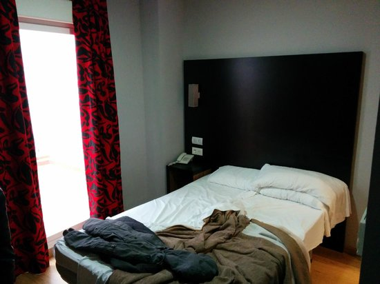 Hotel GIT Alcover: Cama