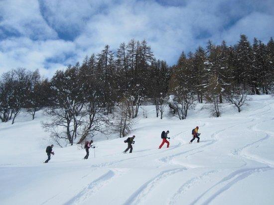 Gite AlpeLune: Toeren in Puy-St Vincent