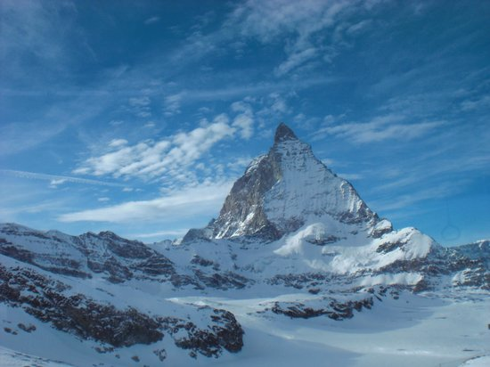 Matterhorn: Aus der Gondel