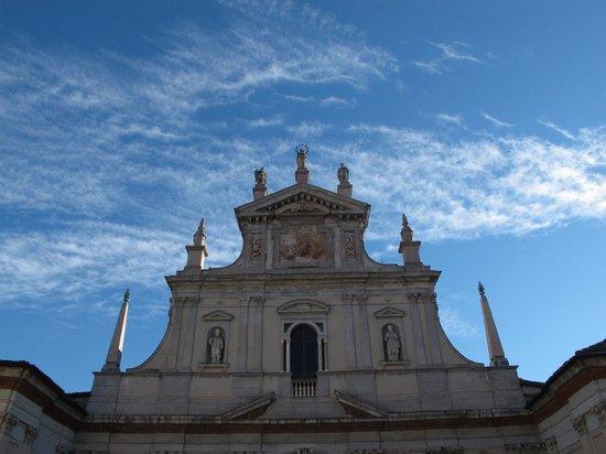 Cartuja de Milan: Certosa di Garegnano
