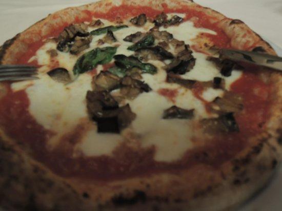 Nanà Vini e Cucina : пицца