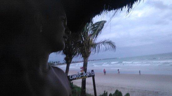 Raja Pousada Canto do Mar: visual...