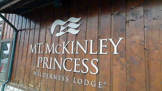 Mt. McKinley Princess Wilderness Lodge: Main Building