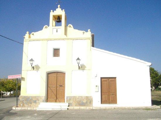 Taberno, Hiszpania: Iglesia de Los Lanos