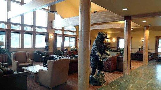 Mt. McKinley Princess Wilderness Lodge : Restaurant