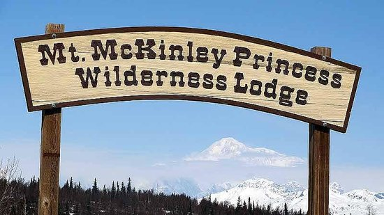 Mt. McKinley Princess Wilderness Lodge : Scenery