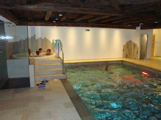 Waldruhe : Nuova piscina