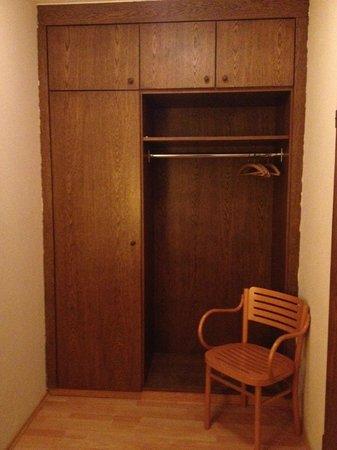 Hotel Haus Roedgen: Das ist schonmal nicht neu - oder wer baut sowas neu ein?