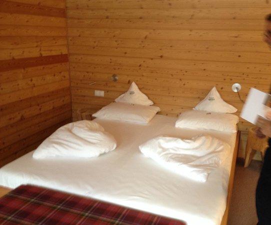 Hotel Valserhof: la suite molto accogliente e bella