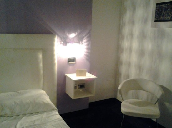 Bruman Hotel: camera