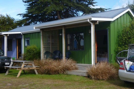Catlins Newhaven Holiday Park: Where we stayed