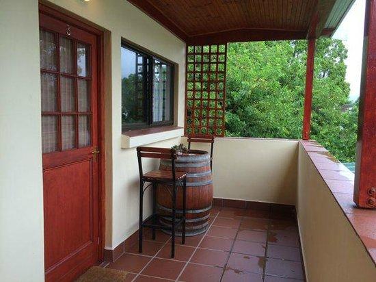 Cedar Lodge Guest House: Entree kamer