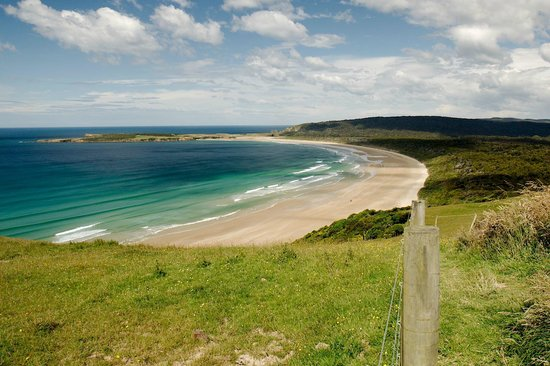 Catlins Newhaven Holiday Park : Tautuku Bay - Catlins NZ