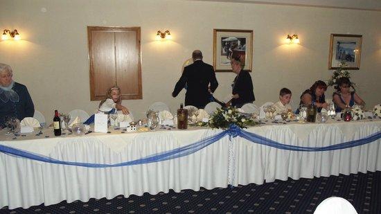 Best Western Plus Bentley Hotel & Spa: my top table