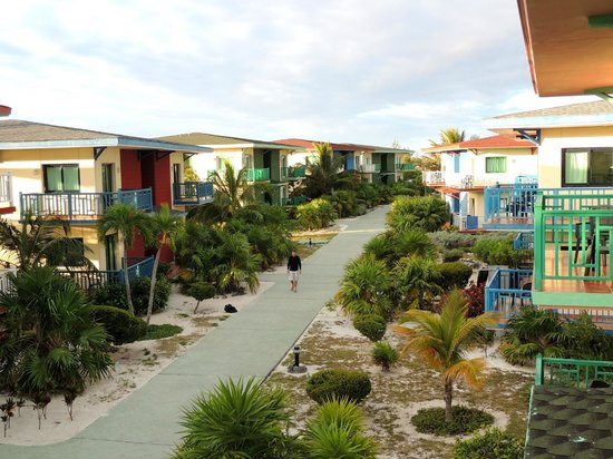 Iberostar Playa Blanca : Bungalows