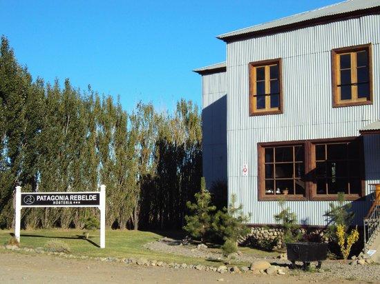 Patagonia Rebelde: Vista exterior