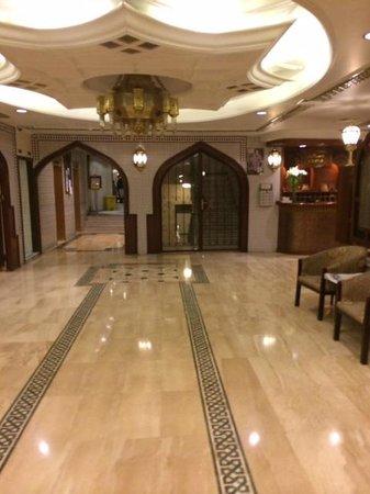 Toledo Amman Hotel: Lobby