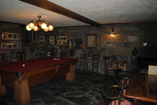 Adair Country Inn & Restaurant: Games Room