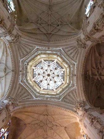 Catedral de Burgos: El cimborrio