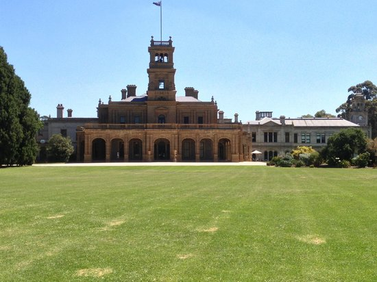 Werribee River Park: The Mansion