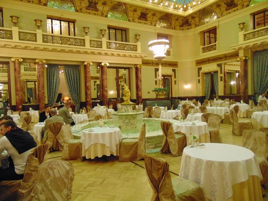 Hotel Metropol Moscow : Dining