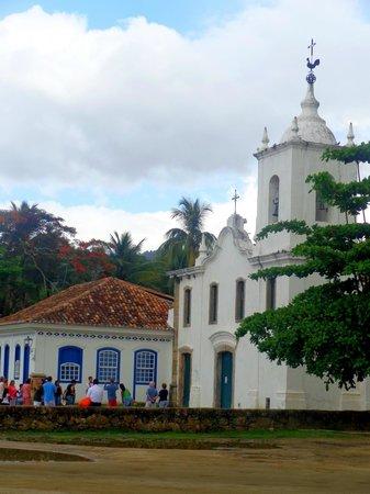 Igreja Nossa Senhora das Dores ( Capelinha) : Lindinha....