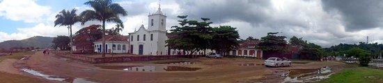 Igreja Nossa Senhora das Dores ( Capelinha) : Visão global !!!!