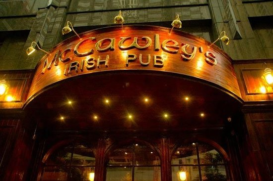McCawley's Irish Bar and Restaurant