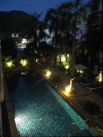 Honey Resort : Вид с балкона