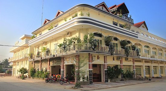 Keanthay Guesthouse: Exterior
