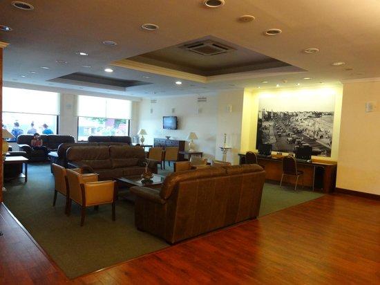 Ermitage Hotel: Recepção do Hotel