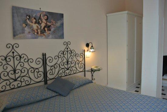 Hotel Il Nido: номер