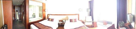 Sunrise Premium Resort Hoi An: デラックスルーム