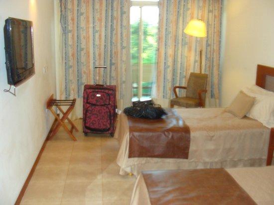 Raices Esturion Hotel : Esta es la habitación más simple