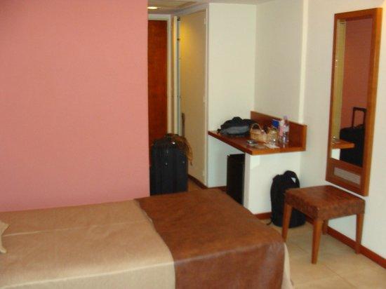 Raices Esturion Hotel : Las habitaciones siempre limpias