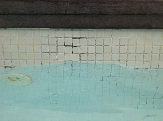 Hospes Amerigo: zwembad tegels los