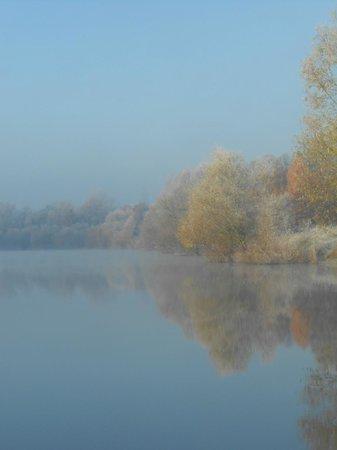 Chateau de Pray : les bords de  Loire