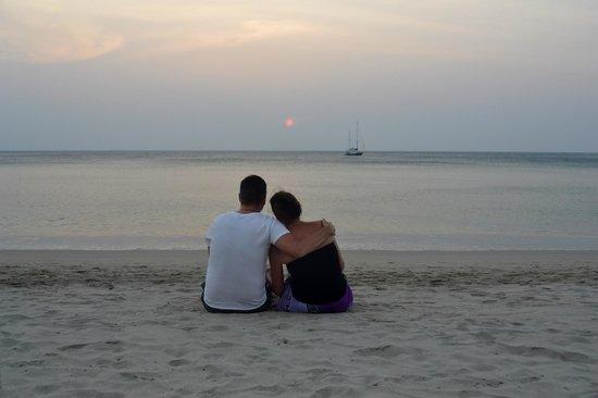 Long Beach: Vackra solnedgångar